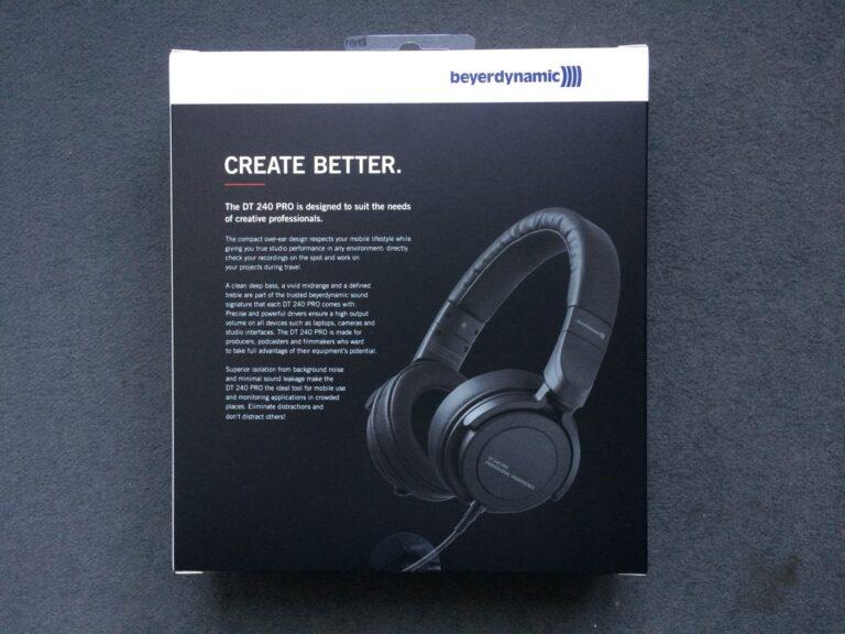 Kopfhörer-Empfehlung Beyerdynamic DT 240 Pro