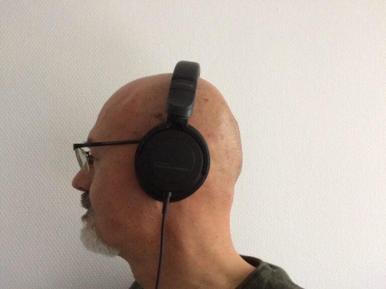 Studiokopfhörer Beyerdynamic DT 240 Pro