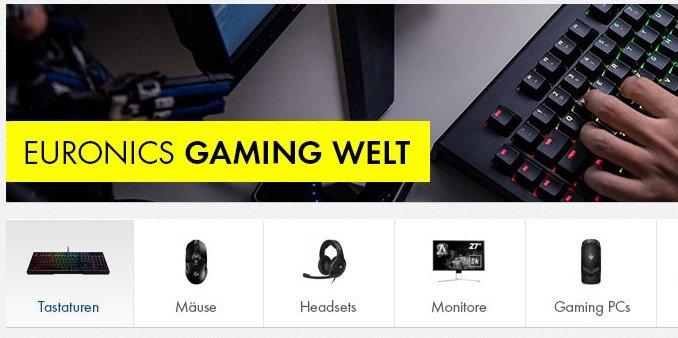 Euronics-Gaming-Welt