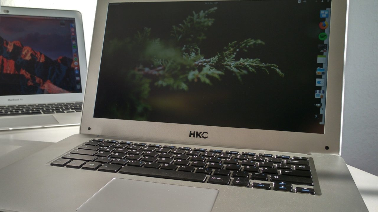 Fast wie Apple: So bastelst du dir einen MacBook-Klon mit Linux für 200 Euro