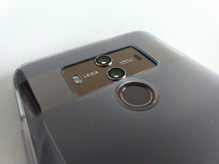 Leica-Dualkamerasystem im Mate 10 Pro