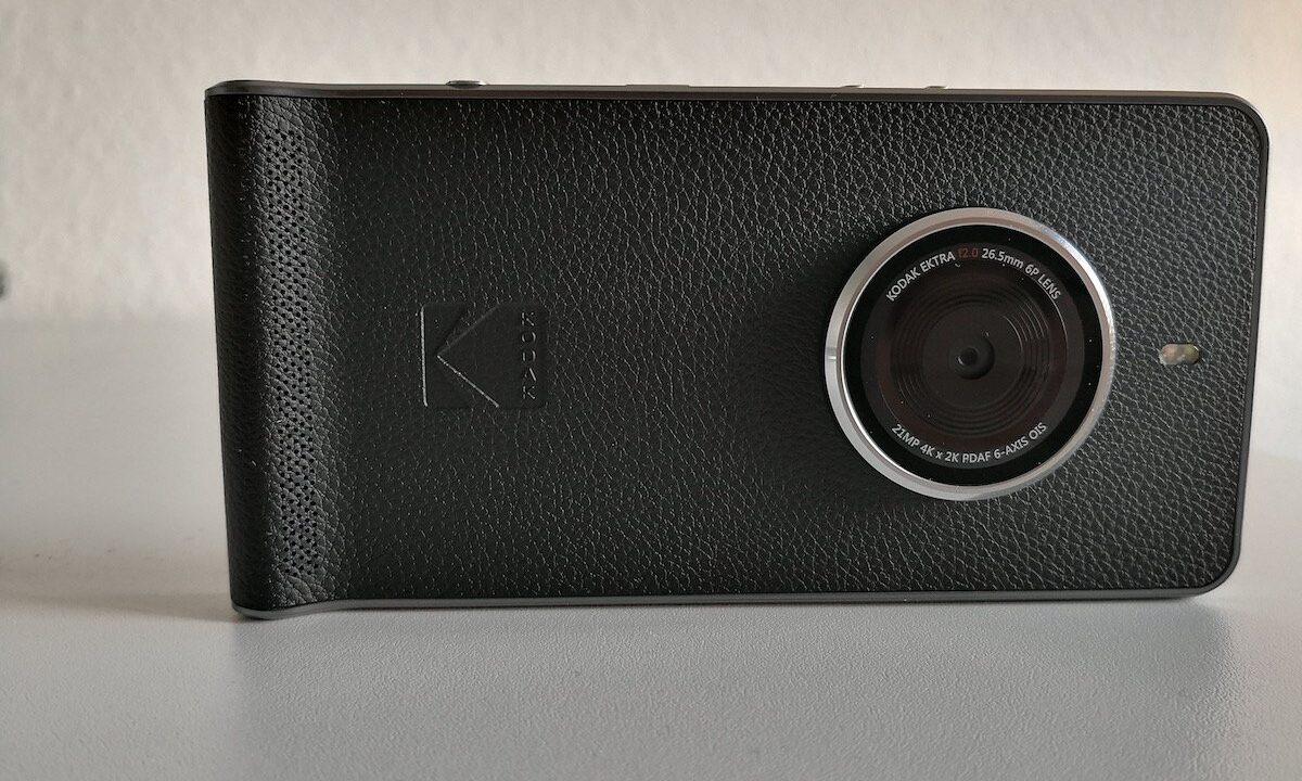 Kodak Ektra im Schnelltest: Wie konnte das derart schiefgehen?