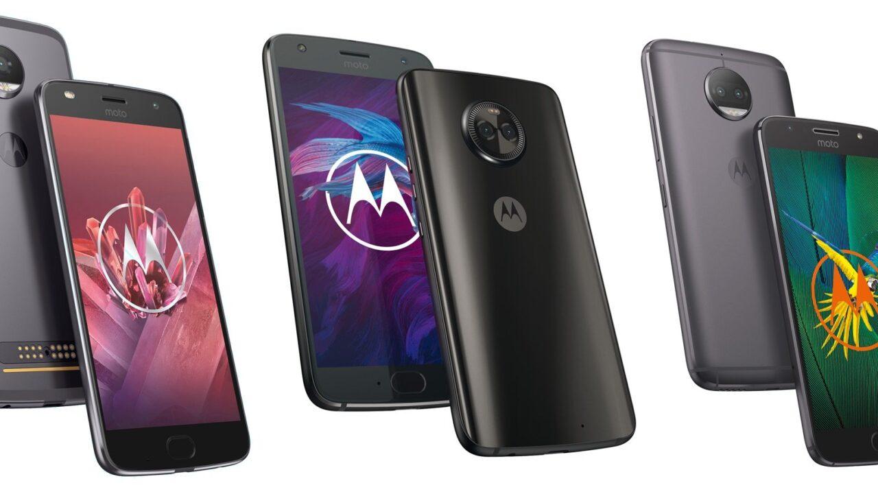 Wie viele Mittelklasse-Smartphones hat Motorola eigentlich?