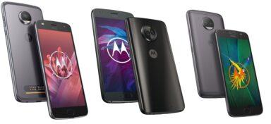 Motorola Mittelklasse 2017
