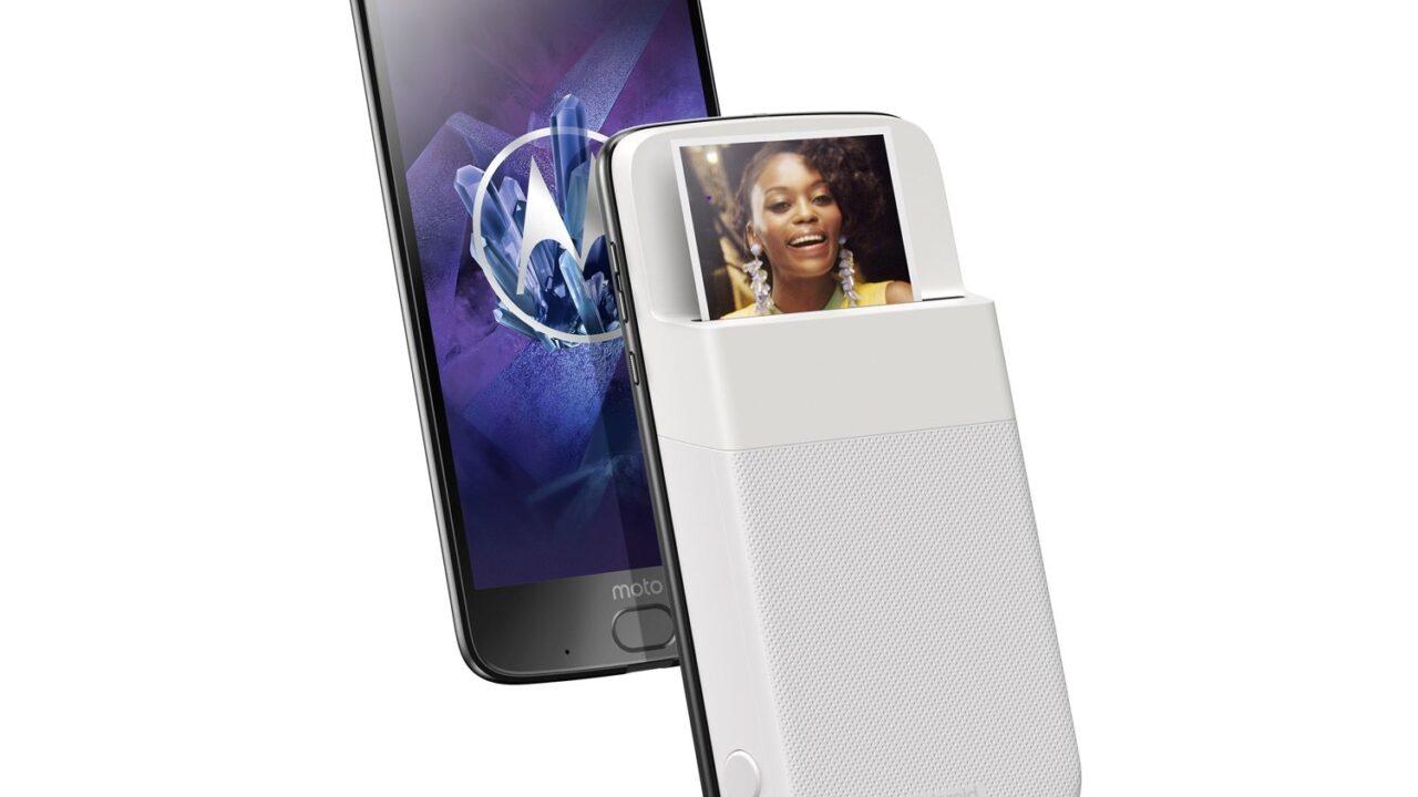 Polaroid-Kamera am Handy: Mehr Moto Mods braucht das Land!