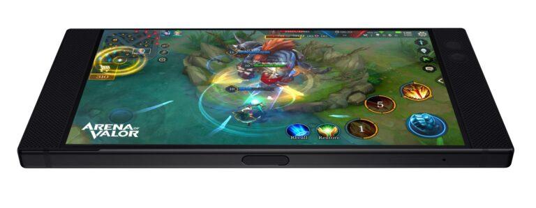 Braucht es ein Gaming-Smartphone? (Foto: Razer)