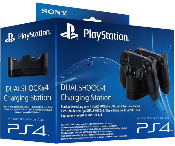Bequem Controller aufladen: mit der Dualshock 4 Charging Station. (Foto: Sony)