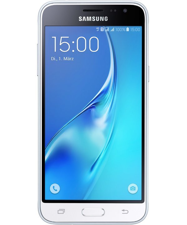 720p-Auflösung wie hier beim Samsung Galaxy J3 ist das Minimum. (Foto: Samsung)