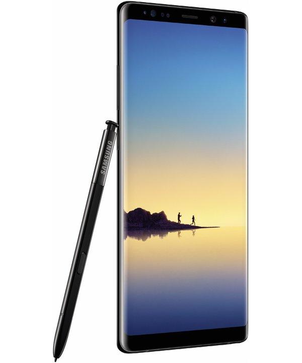 Ob Phablets wie das Galaxy Note 8 die Tablets verdrängen? (Foto: Samsung)