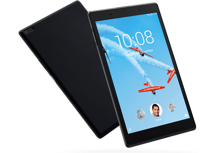 Lenovo Tab4 8 - handlich und gut ausgestattet. (Foto: Lenovo)