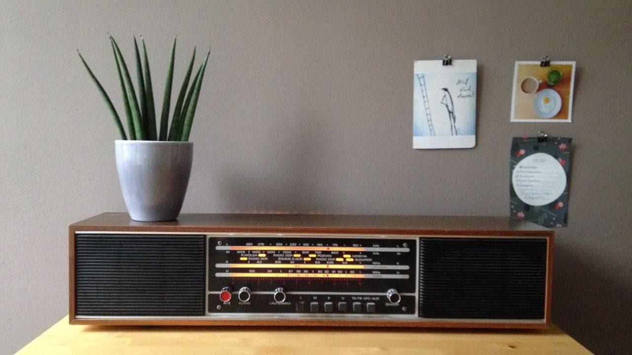 So macht ihr eure alten Radios fit für Streaming und Sprachassistenten
