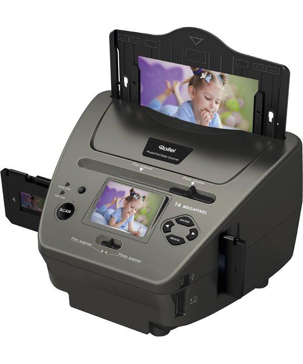 Der Dia-Scanner von Rollei. (Foto: Rollei)