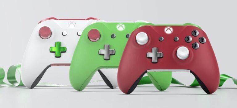 Im Design Lab erstellt ihr euch eigene Controller. (Foto: Microsoft)