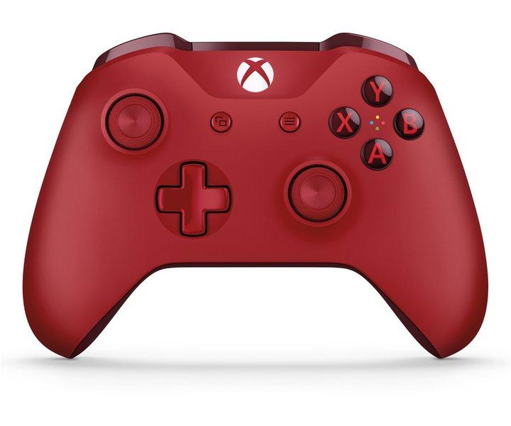Leicht überarbeitet seit der Xbox One S. (Foto: Microsoft)