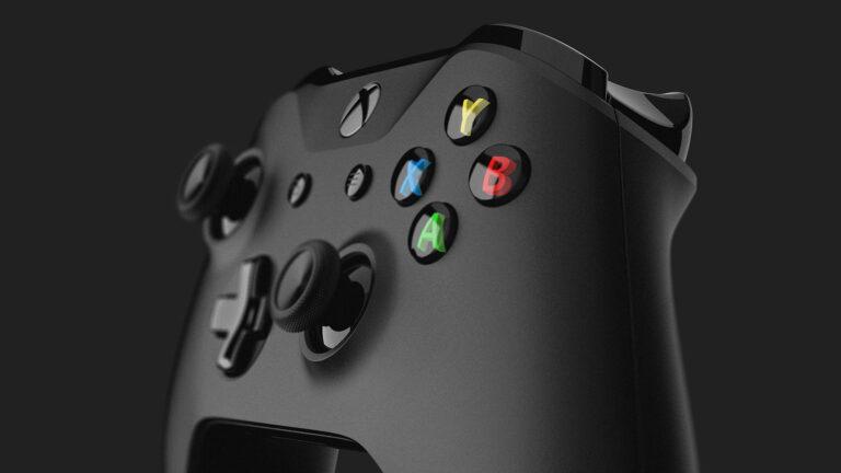 Der alte Controller von der Xbox One S bleibt. (Foto: Microsoft)