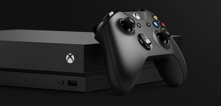 Die XBox One X beherrscht HDR. (Foto: Microsoft)
