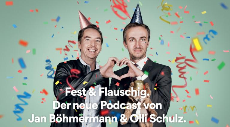 Podcast-Empfehlung: Fest und Flauschig