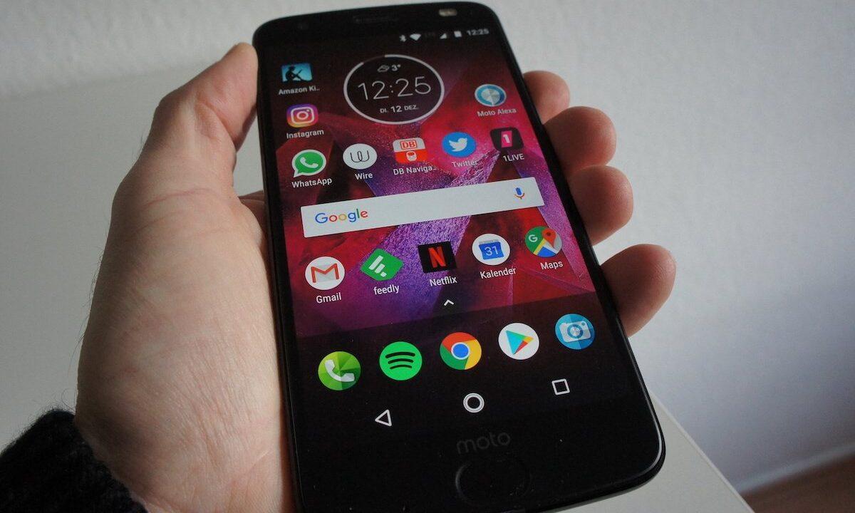 Motorola Moto Z2 Force im Test: Verwunschen die Macht in ihm ist