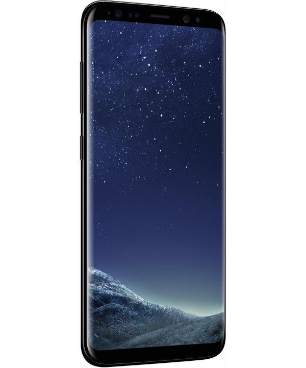 Einfach schön - das Samsung Galaxy S8. (Foto: Samsung)