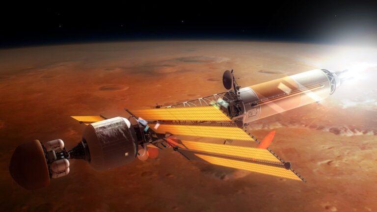 Eine schöne Reise zum Mars - mit Hello Mars. (Foto: UCCVR Experience Lab)