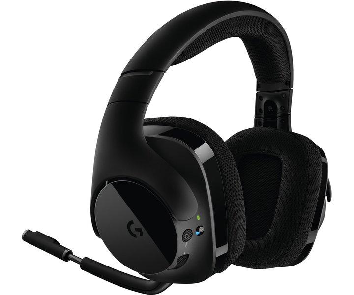 Das G533 Gaming Headset bringt 7.1-Sound ins Spielezimmer. (Foto: Logitech)