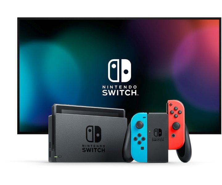 Gerade fürs mobile Zocken eine Bereicherung - die Nintendo Switch. (Foto: Nintendo)
