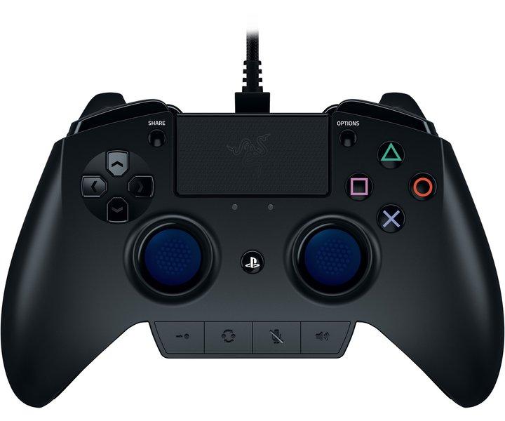 Der Razer Raiju Gaming Controller für die PlayStation 4. (Foto: Razer)