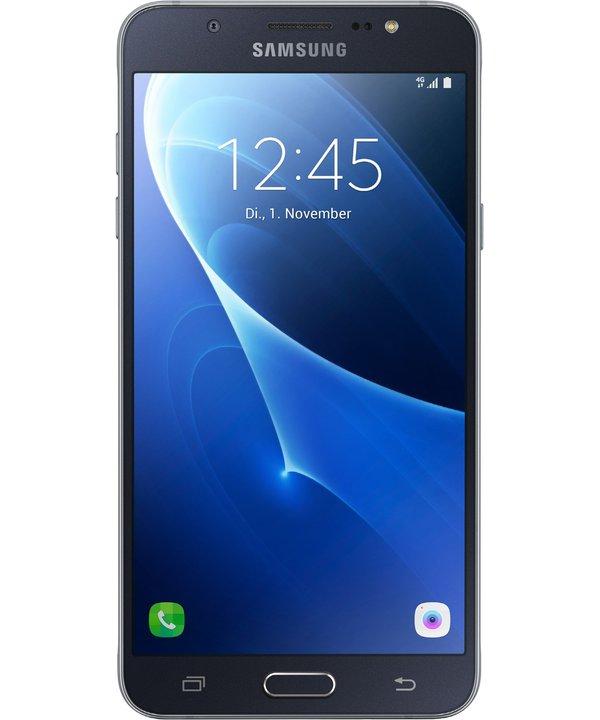 Ein gutes Smartphone für Senioren? Das Galaxy J7. (Foto: Samsung)