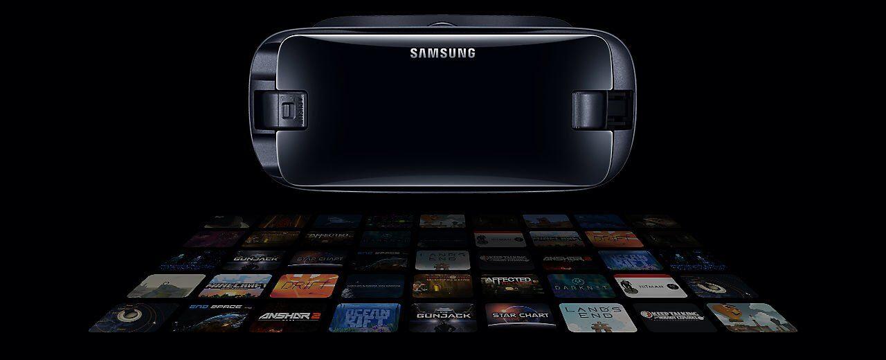 Samsung Gear VR: Die besten Apps zum Ausprobieren