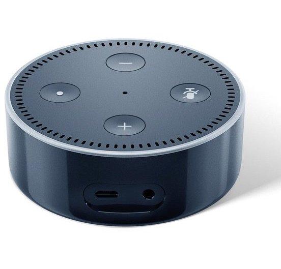 Ein Echo Dot ist nicht gleichzusetzen mit KI. (Foto: Amazon)
