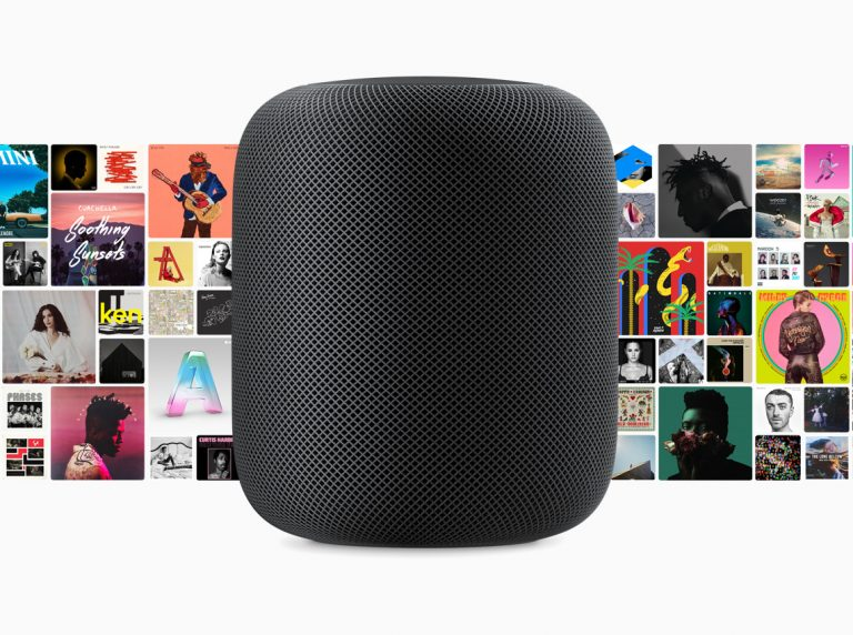 Apple Home Pod funktioniert mit Apple Music