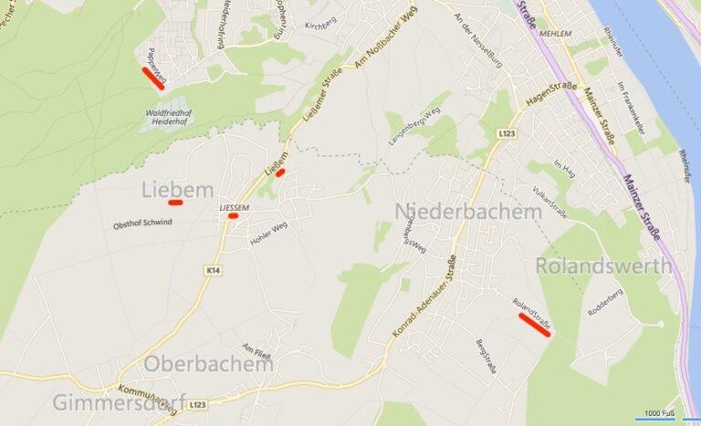 Bing Maps Karten Fehler