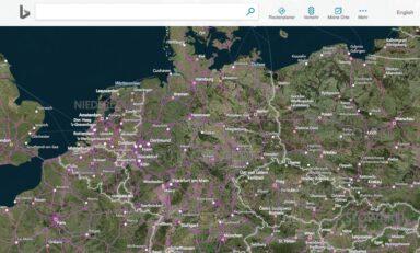 Bing Maps/ Bing Karten