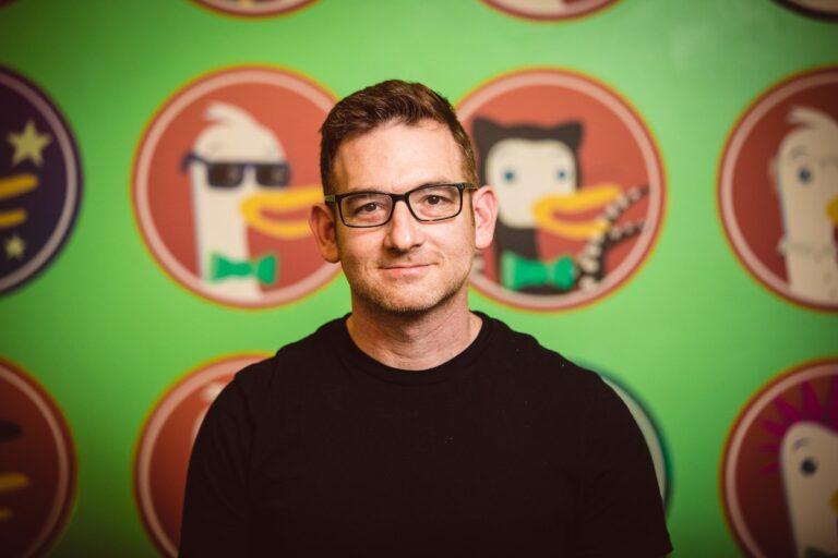 DuckDuckGo-Gründer Gabriel Weinberg