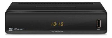 Einen solchen digitalen Kabelreceiver wie den Thomson THC 300 braucht ihr, um nach der Analogabschaltung weiterhin Fernsehen zu können (Bild: Thomson)