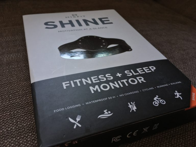 Misfit Shine Fitnesstracker