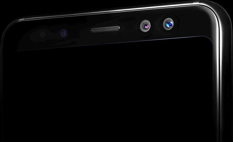 Dual-Frontkameras: Der erste große Smartphone-Trend 2018