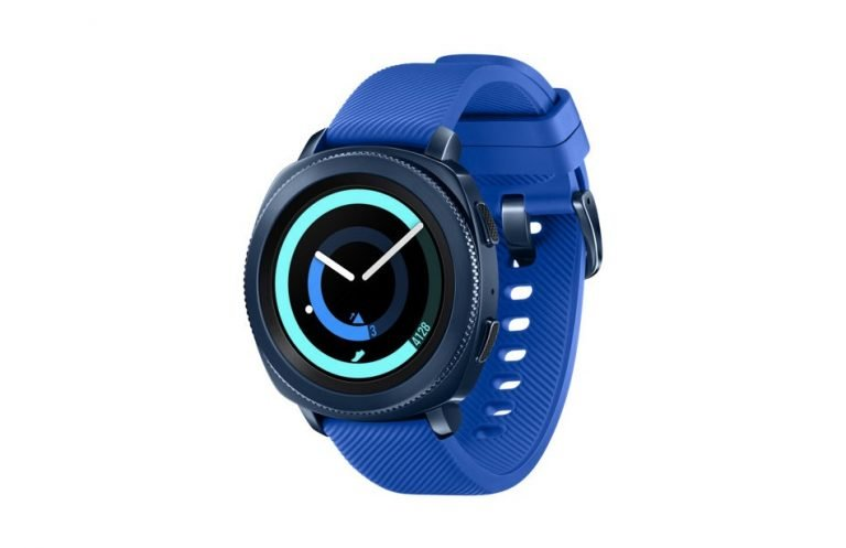 Samsung Gear Sport. Bild: Samsung