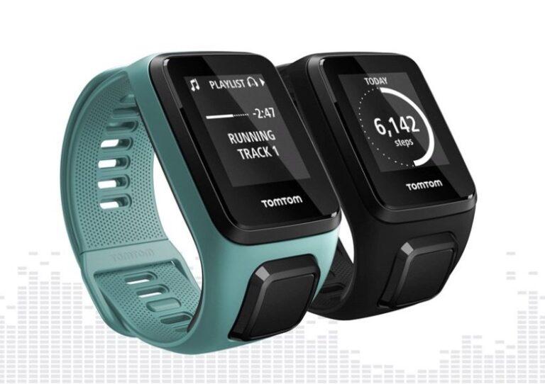 TomTom Spark3 Music: Smartwatch mit Musikplayer. Bild: TomTom