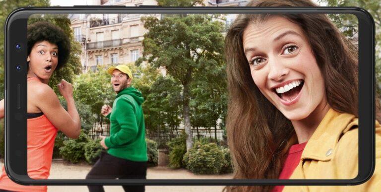 Wiko View Prime mit Dual-Frontkamera