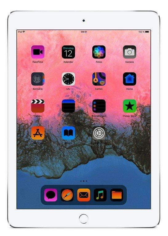 Egal ob iOS oder Android - es gibt genügend Bedienhilfen für alle Eventualitäten. So lässt sich das Tablet für Senioren optimal einrichten. (Foto: Apple)