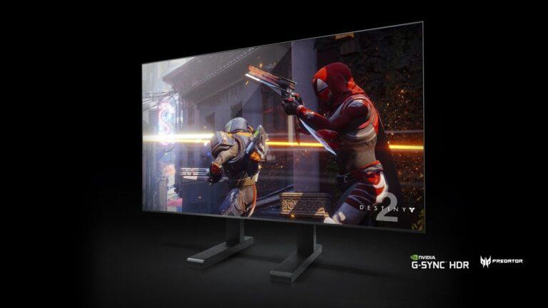 BFGDs von Acer. (Foto: Nvidia)