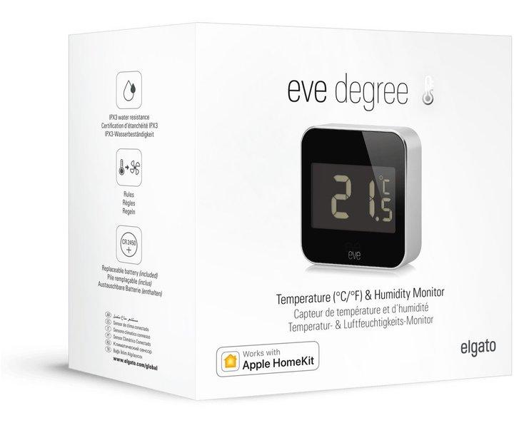 Auch ein guter Start ins Smart Home: Elgato Eve Degree. (Foto: Elgato)