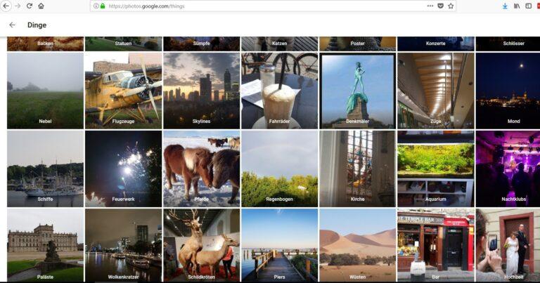 Google Fotos ist eine Alternative zu Galerie Sync von Samsung Cloud. (Foto: Screenshot)