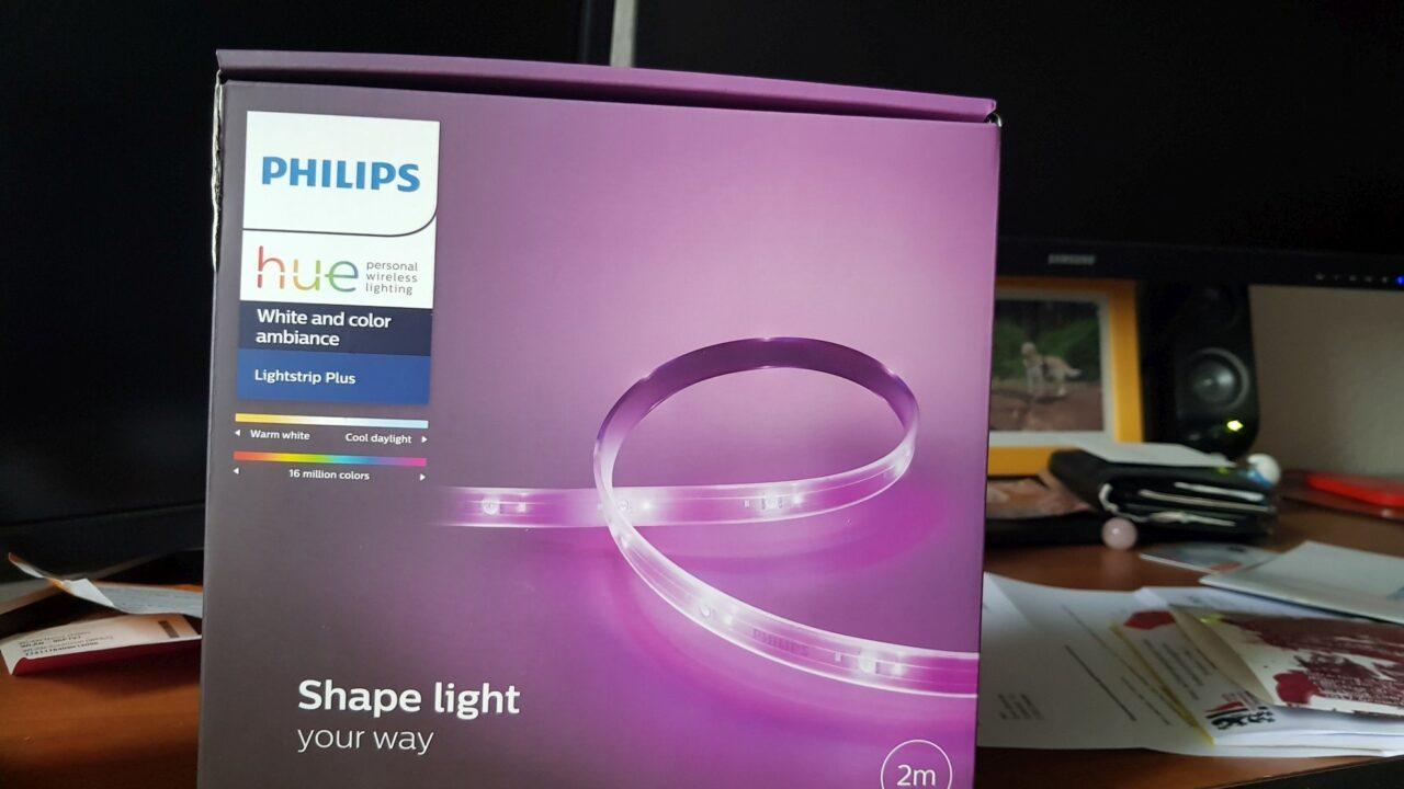 Philips Hue Lightstrip Plus: Wenn ein Laie seine Küche verschönert