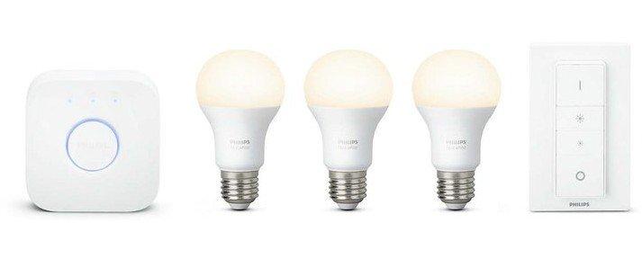 Für den Hausgebrauch eignen sich die normalen Weißlichtlampen. (Foto: Philips)