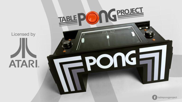 Ein schönes Spielzeug. (Foto: Table Pong Project)