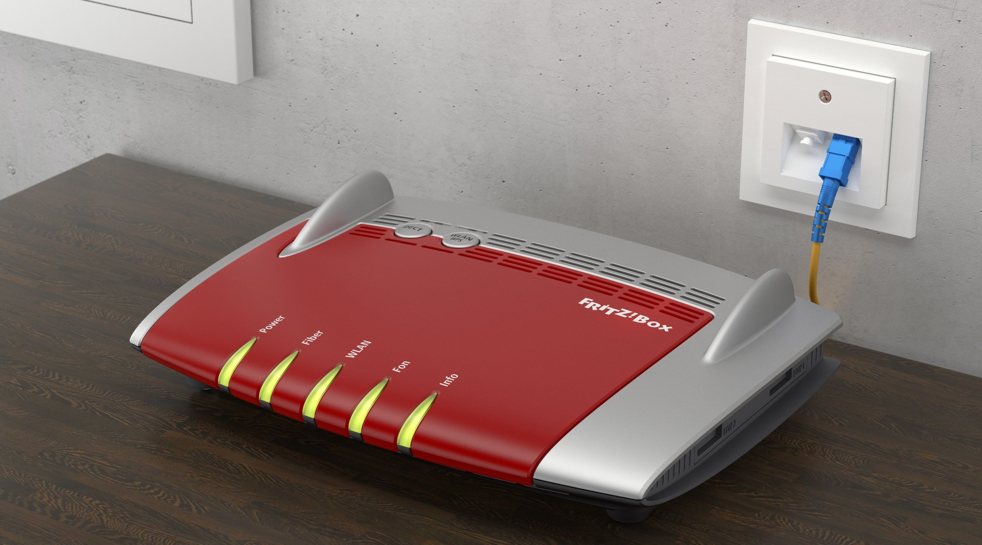 fritzboxen f r glasfaser kabel supervectoring und lte. Black Bedroom Furniture Sets. Home Design Ideas
