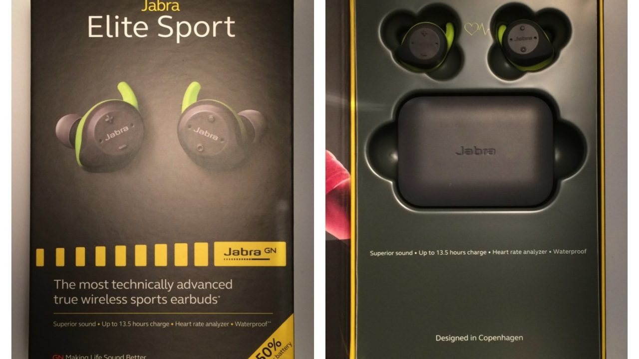 Jabra Elite Sport In-Ear-Kopfhörer im Test: Besser als Apple Airpods?