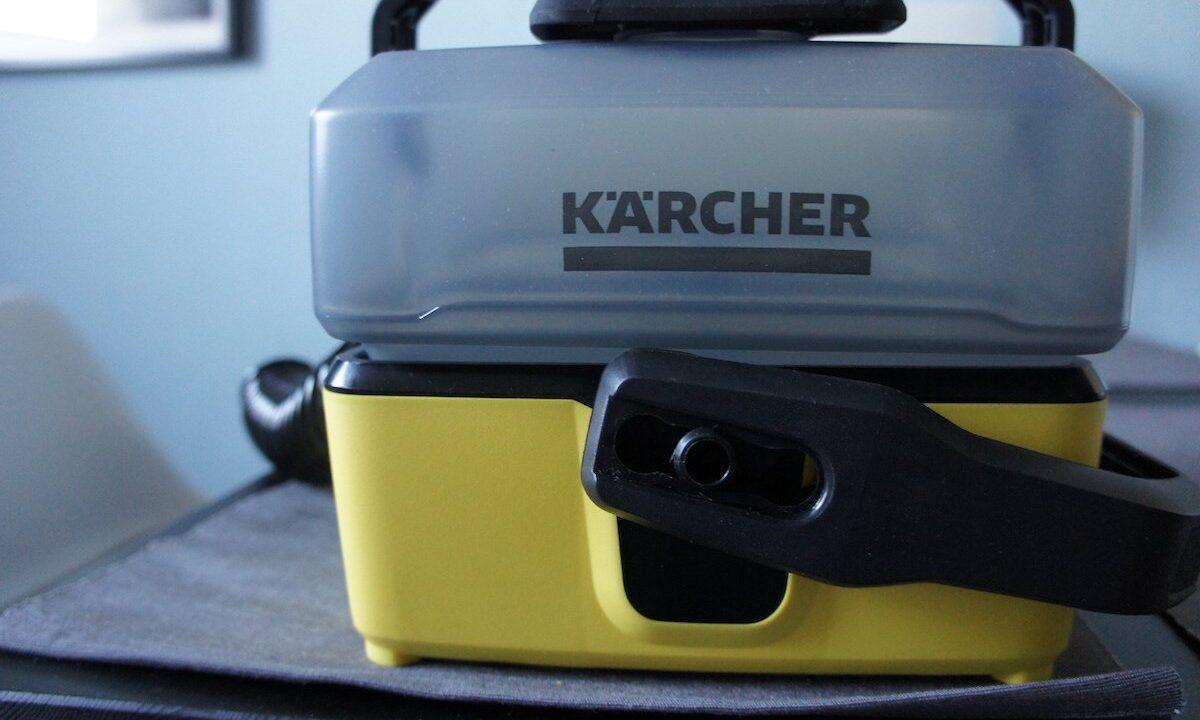 Kärcher OC3 im Test: Cleverer mobiler Reiniger für den gröbsten Schmutz